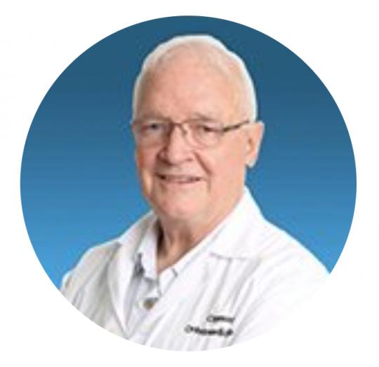Dr. Frank Smith, MB, ChB, FRCSC